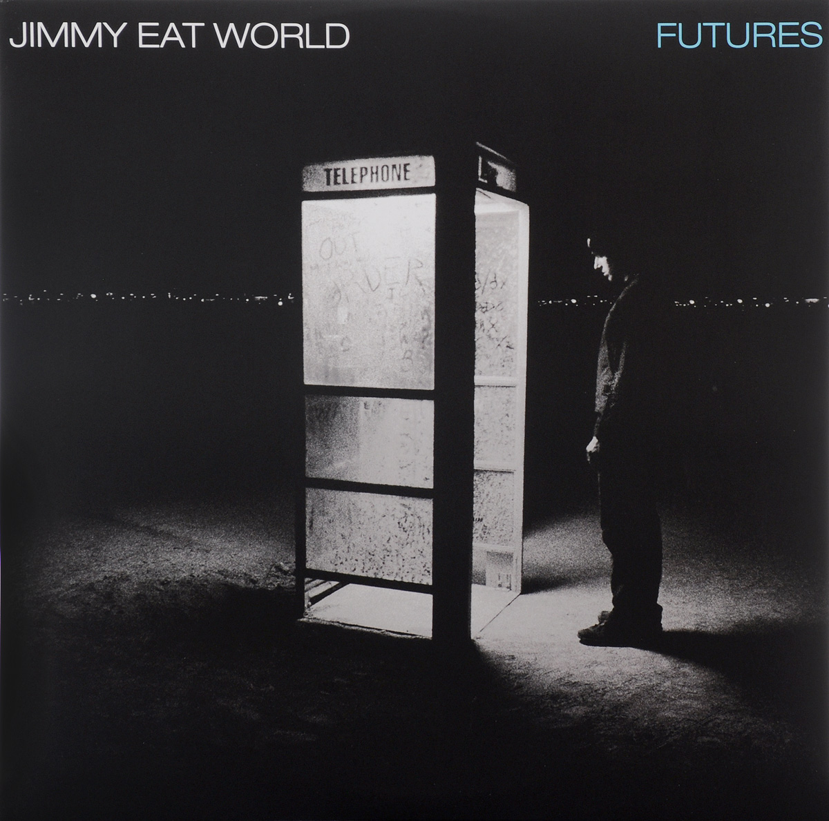 Jimmy Eat World Jimmy Eat World. Futures (2 LP) red mud futures
