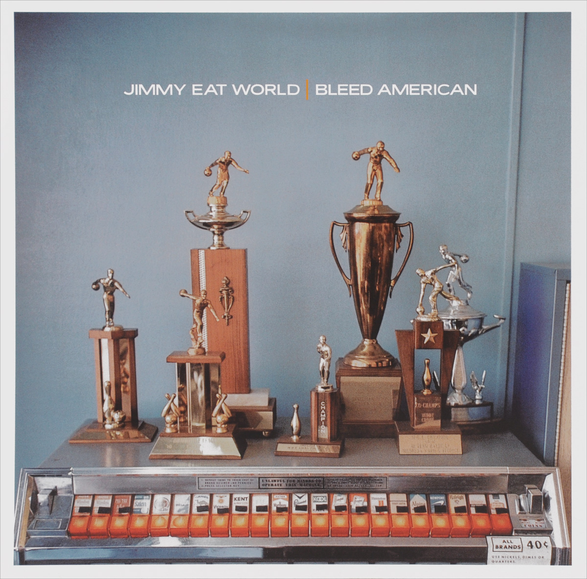 Jimmy Eat World Jimmy Eat World. Bleed American (LP) world vision t62d