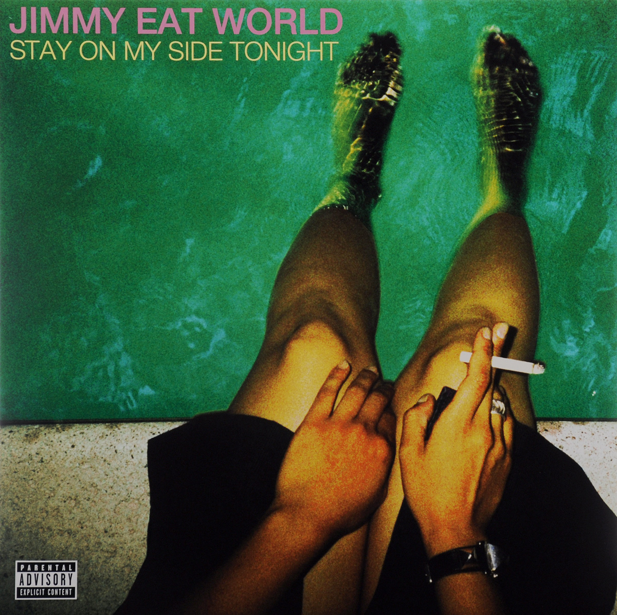 Jimmy Eat World Jimmy Eat World. Stay On My Side Tonight (LP) jimmy choo man отзывы