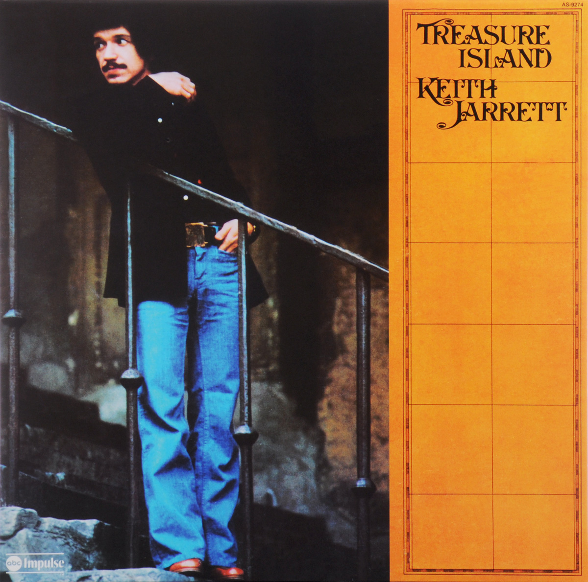 Кейт Джарретт Keith Jarrett. Treasure Island (LP) keith billings master planning for architecture
