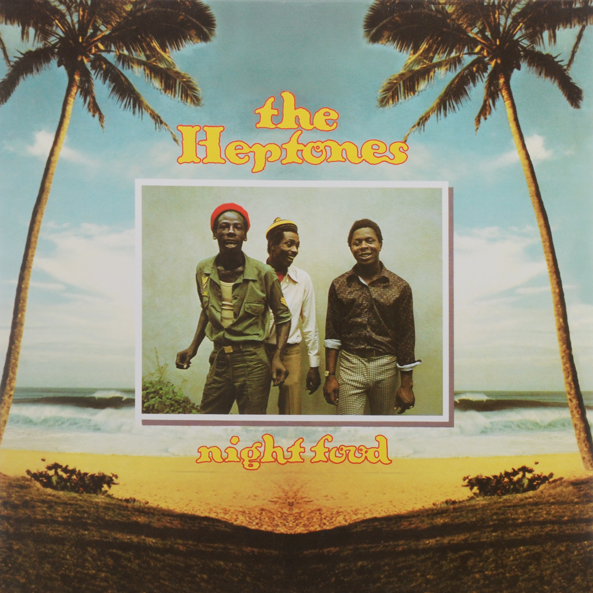 The Heptones The Heptones. Night Food (2 LP) the giver