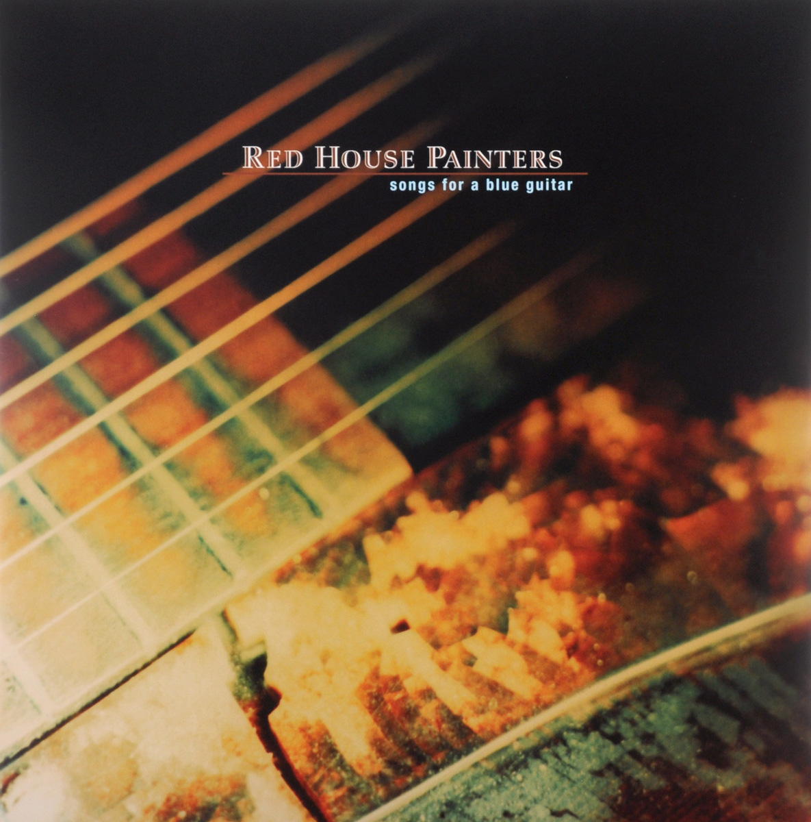 Red House Painters Red House Painters. Songs For A Blue Guitar (2 LP) red men