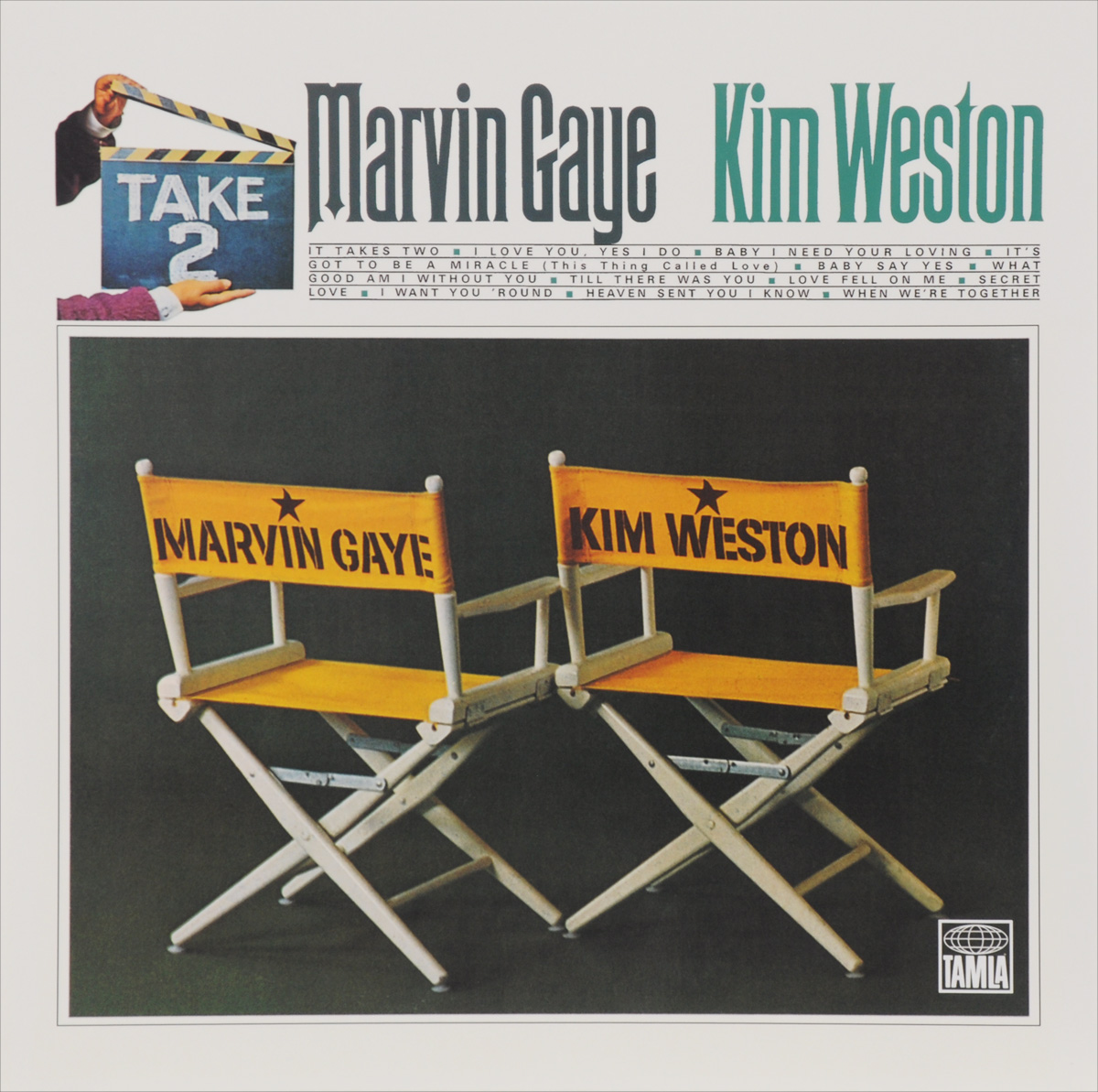 Ким Уэстон,Марвин Гэй Marvin Gaye. Kim Weston. Take Two jongwon kim intelligent manufacturing systems 1997