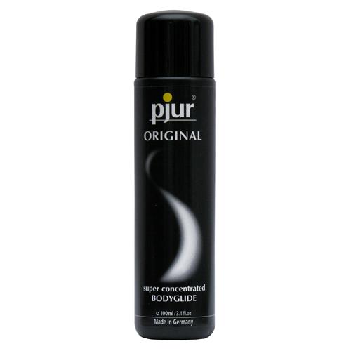 Pjur, Концентрированный лубрикант pjur ORIGINAL 100 мл10060Концентрированный лубрикант на силиконовой основе без вкуса и запаха с экстра долгим эффектом скольжения и увлажнения. Лубрикант идеально подходит для массажа тела и для интимного применения. Для использования требуется всего несколько капель. Кожа остается мягкой и шелковистой, без ощущения липкости. В составе нет масел, жира, воды. Не имеет защитных свойств, не содержит спермицидов. Безопасен для использования с презервативом и интимными игрушками. Нанесите несколько капель лубриканта для массажа на тело или на половые органы непосредственно перед половым контактом.