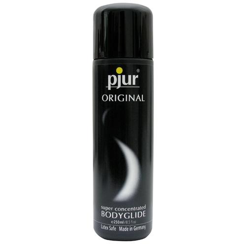 Pjur, Концентрированный лубрикант pjur ORIGINAL 250 млLU4-15Концентрированный лубрикант на силиконовой основе без вкуса и запаха с экстра долгим эффектом скольжения и увлажнения. Лубрикант идеально подходит для массажа тела и для интимного применения. Для использования требуется всего несколько капель. Кожа остается мягкой и шелковистой, без ощущения липкости. В составе нет масел, жира, воды. Не имеет защитных свойств, не содержит спермицидов. Безопасен для использования с презервативом и интимными игрушками. Нанесите несколько капель лубриканта для массажа на тело или на половые органы непосредственно перед половым контактом.