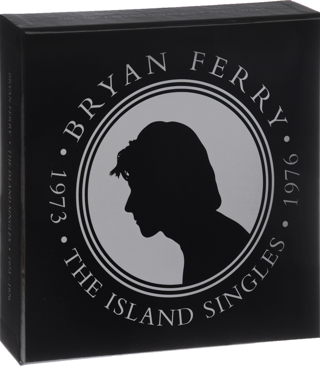 Брайан Ферри Bryan Ferry. The Island Singles. 1973 - 1976 (6 LP) phil collins singles 4 lp