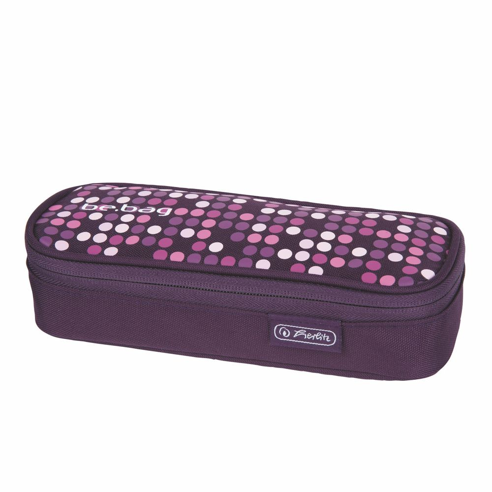 Herlitz Пенал-косметичка SOFT Case Cube SPOTLIGHTS72523WDПенал-косметичка SOFT CASE CUBE SPOTLIGHTS. Размер 22,5х9,5х5 см. 1 отделение, 1 молния. Прочный кант, жесткая обложка.