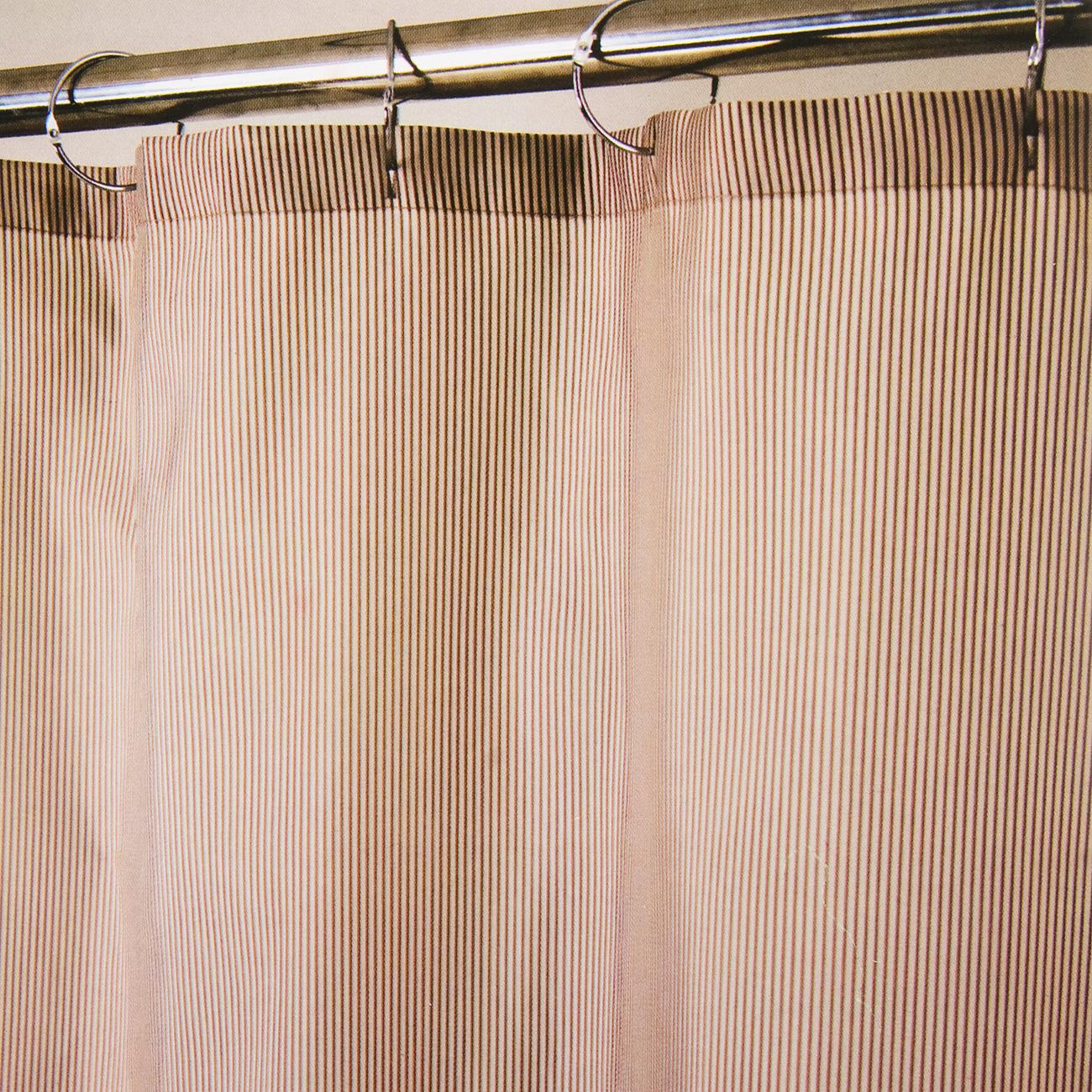 Штора для ванной комнаты Aqva Line Ваниль, с крючками, 180 х 180 см531-105Штора для ванной комнаты Aqva Line Ваниль, изготовленная из высококачественного полиэстера, приятна на ощупь, устойчива к разрывам и проколам, не пропускает воду. Она надежно защитит от брызг и капель пространство вашей ванной комнаты в то время, пока вы принимаете душ, а привлекательный дизайн шторы наполнит вашу ванную комнату положительной энергией.