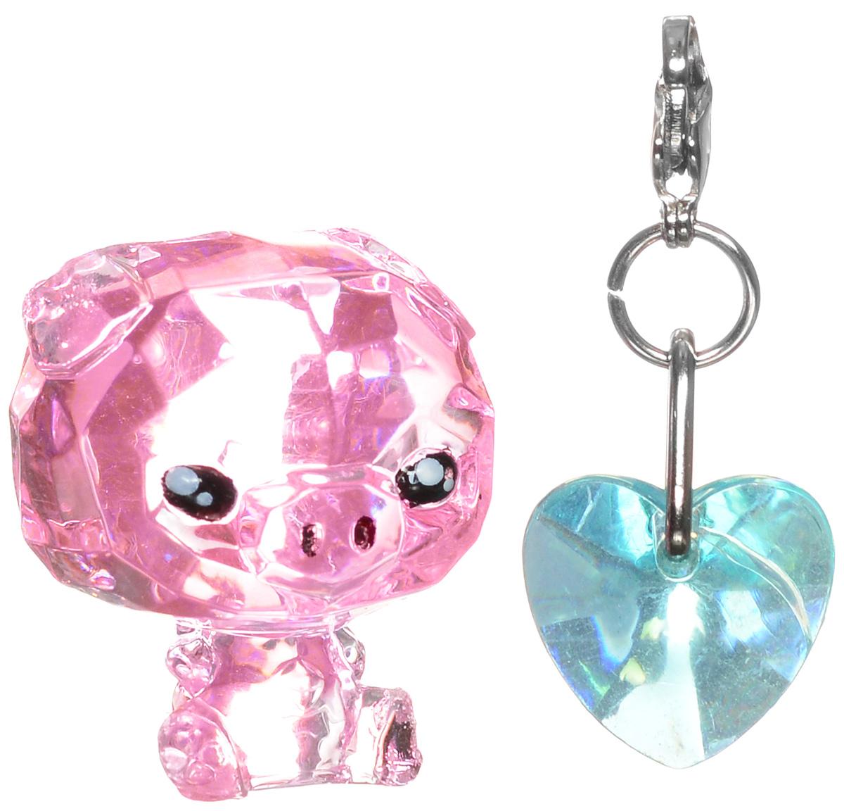 Crystal Surprise Фигурка Поросенок Zing цвет розовый