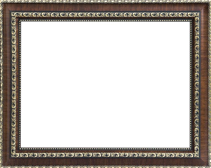 Рама багетная Белоснежка Donna, цвет: темно-коричневый, 30 х 40 смED602Багетная рама Белоснежка Donna изготовлена из пластика, окрашенного в темно-коричневый цвет. Багетные рамы предназначены для оформления картин, вышивок и фотографий.Если вы используете раму для оформления живописи на холсте, следует учесть, что толщина подрамника больше толщины рамы и сзади будет выступать, рекомендуется дополнительно зафиксировать картину клеем, лист-заглушку в этом случае не вставляют. В комплект входят рама, два крепления на раму, дополнительный держатель для холста, подложка из оргалита, инструкция по использованию.
