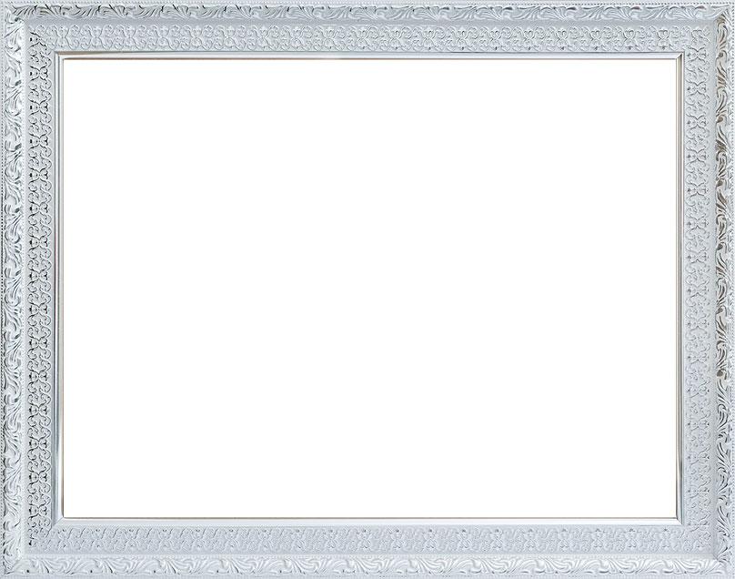 Багетная рама Белоснежка Anna , 40 см х 50 см, цвет: серебряный. 2071-BBUTT-91Багетная рама Белоснежка Anna  изготовлена из пластика. Багетные рамы предназначены для оформления картин, вышивок и фотографий.Оформленное изделие всегда становится более выразительным и гармоничным. Подбор багета для картин очень важен - от этого зависит, какое значение будет иметь выполненная работа в вашем интерьере.