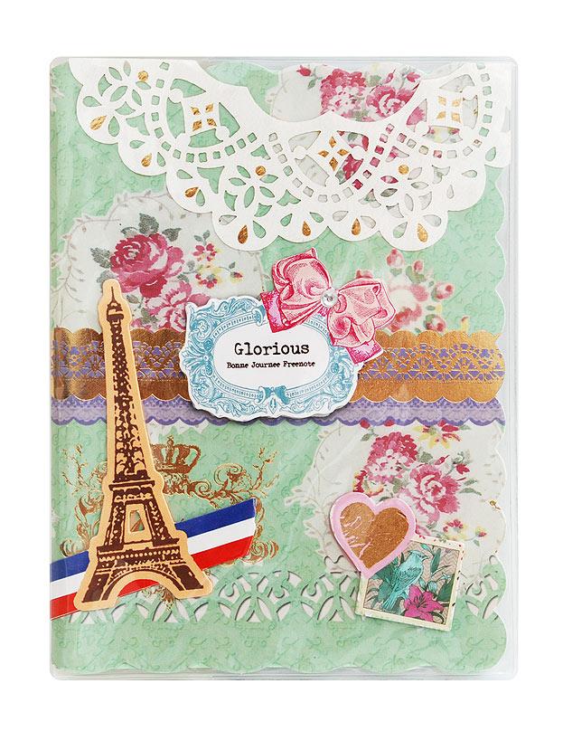 Мини-дневник Белоснежка Сатира. 654-SB белоснежка наборы для скрапбукинга набор бумаги романтика 011 sb