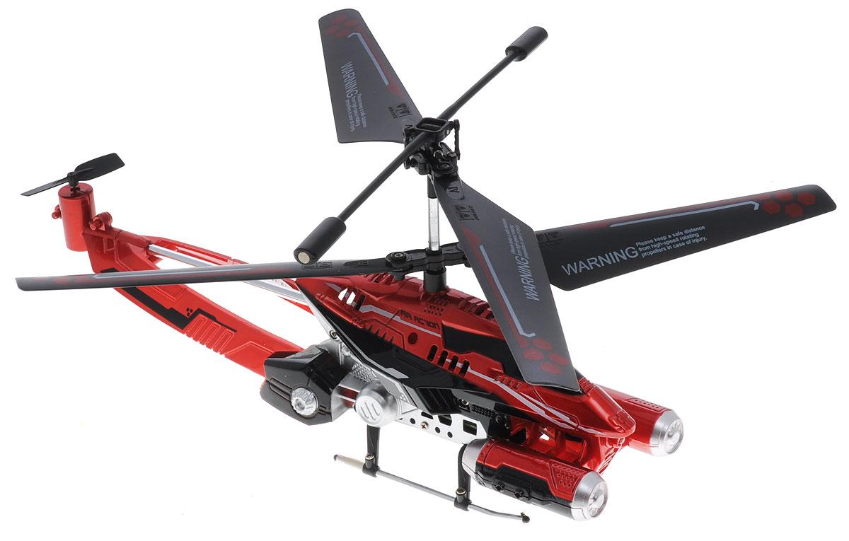 Auldey Вертолет на инфракрасном управлении Phantom цвет красный купить вертолет на пульте управления в костроме