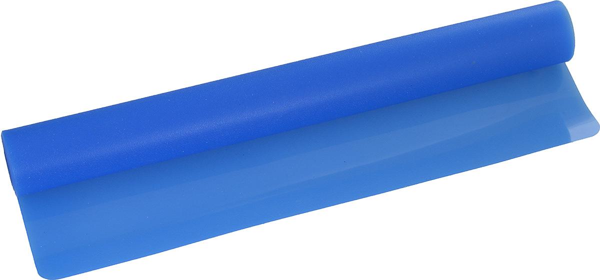 Коврик для теста Mayer & Boch, цвет: синий, 34,5 х 24,5 см54 009312Силиконовый коврик Mayer & Boch подходит для раскатки теста и обработки других продуктов. Он идеально прилегает к поверхности стола. Также коврик можно использовать в духовках и микроволновых печах при температуре от -40°С до +210°С. Материал легко моется,устойчив к фруктовым кислотам.