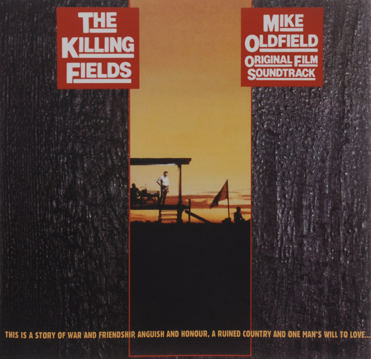 Mike Oldfield. The Killing Fields. Original Film Soundtrack