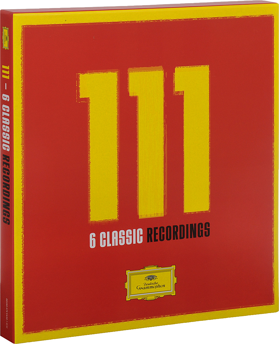 111. 6 Classic Recording. Limited Edition. 6 LP (Box)