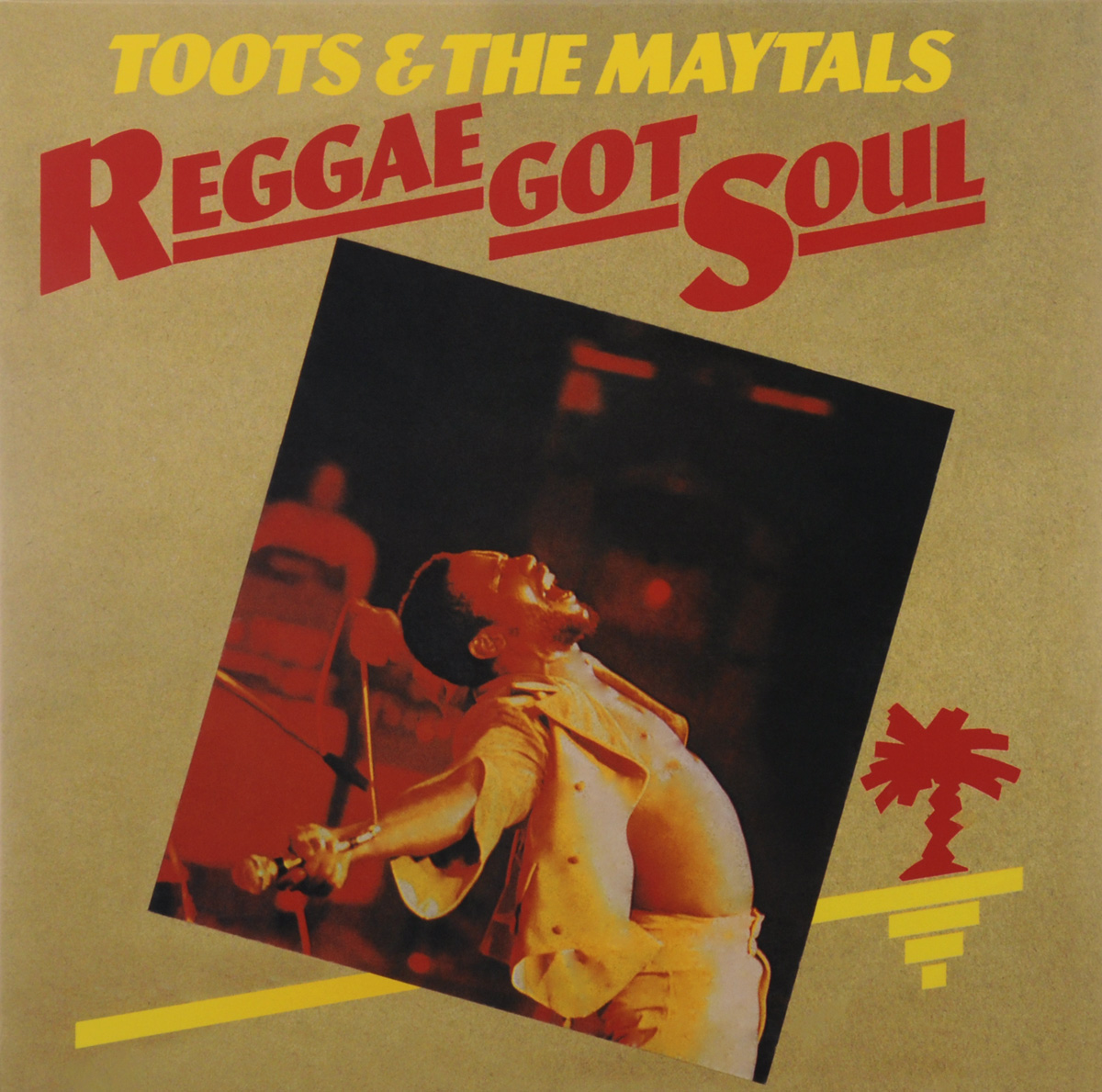 Toots & The Maytals Toots & The Maytals. Reggae Got Soul (2 LP) soul ii soul soul ii soul volume iv the classic singles 88 93 2 lp