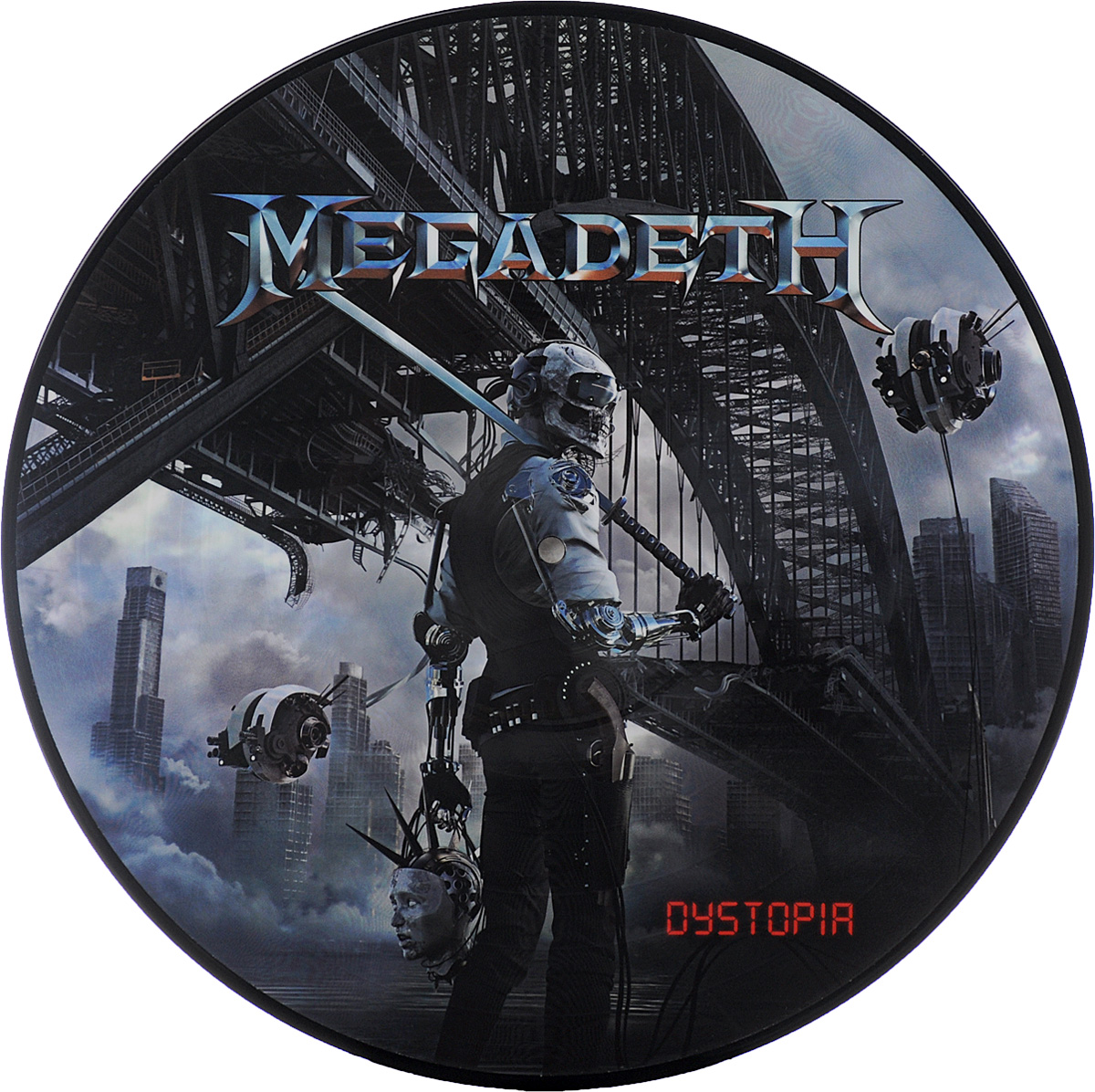 Megadeth Megadeth. Dystopia (LP) megadeth megadeth dystopia
