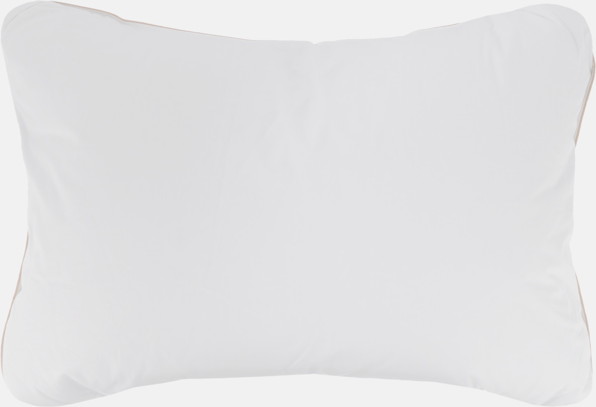 Подушка Легкие сны Comfort, наполнитель: пух, перо, 50 х 68 см20.05.14.0001Подушка в традиционном исполнении Легкие сны Comfort поможет расслабиться, снимет усталость и подарит вам спокойный и здоровый сон. Изделие обеспечит комфортную поддержку головы и шеи во время сна.Подушка наполнена гусиным пухом и пером. Облегченное исполнение гарантирует воздушность и терморегуляцию. Наполнитель не нужно взбивать, он превосходно сохраняет свою упругость, не сминается, быстро возвращается в исходный объем. Чехол подушки выполнен из натурального хлопка. По краю подушки выполнена отделка кантом.Рекомендации по уходу:Деликатная стирка при температуре воды до 30°С.Отбеливание, барабанная сушка и глажка запрещены.Разрешается обычная химчистка.Степень поддержки: упругая.