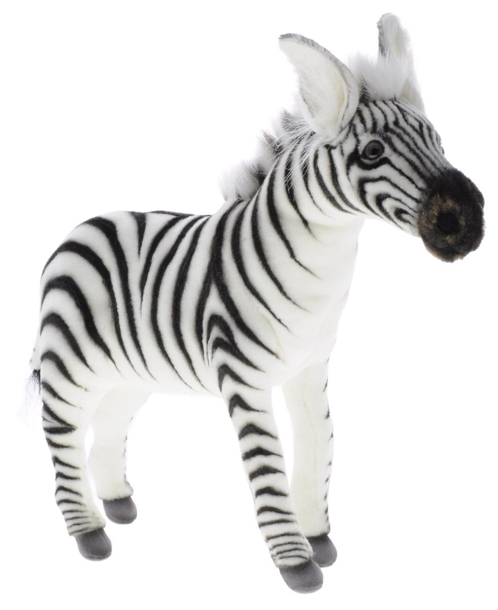 Hansa Мягкая игрушка Зебра 41 см
