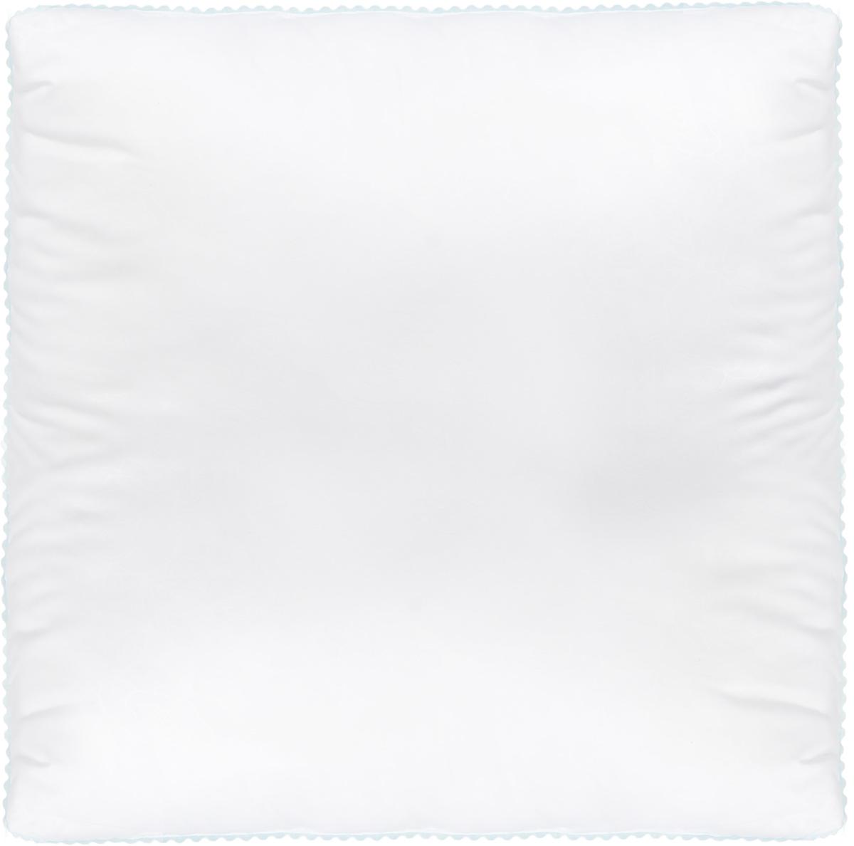 Подушка Легкие сны Перси, наполнитель: лебяжий пух, 68 x 68 см531-105Подушка Легкие сны Перси подарит вам непревзойденную мягкость и нежность, ощутите деликатную поддержку головы и шеи, дарящую легкое чувство невесомости. В качестве наполнителя используется синтетический сверхтонкий и практически невесомый материал, названный лебяжьим пухом. Изделия с наполнителем из искусственного пуха легкие, мягкие и не вызывают аллергии, хорошо пропускают воздух, за ними легко ухаживать. Важно заметить, что синтетический пух столь же легок и приятен на ощупь, что и его натуральный прототип. Чехол подушки выполнен из микрофибры (100% полиэстер) с узорным тиснением. Рекомендации по уходу:Деликатная стирка при температуре воды до 30°С.Отбеливание, барабанная сушка и глажка запрещены.Степень поддержки: мягкая.Разрешается деликатная химчистка.