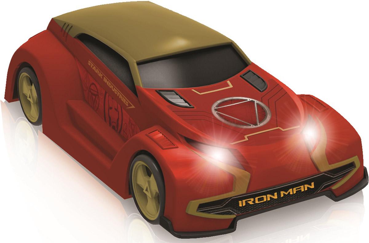 """Машинки на радиоуправлении в виде героев знаменитого фильма """"Мстители"""" от компании Yellow. Фары светятся."""
