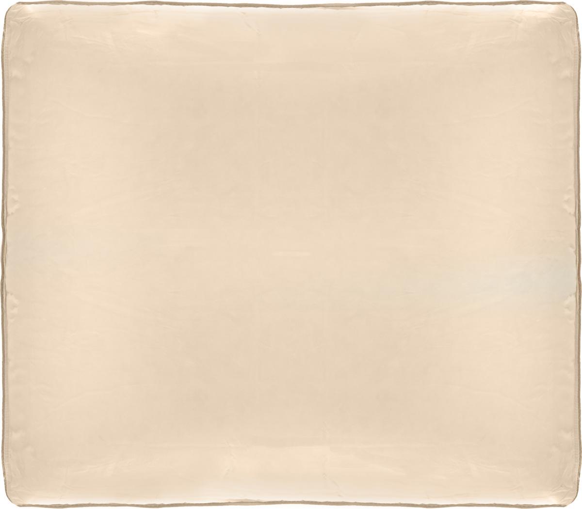 Подушка Легкие сны Капучино, наполнитель: гусиный пух категории Экстра, 68 х 68 см8812Подушка Легкие сны Капучино поможет расслабиться, снимет усталость и подарит вам спокойный и здоровый сон. Наполнителем этой подушки является воздушный и легкий гусиный пух категории Экстра. Чехол выполнен из гладкого, шелковистого и при этом достаточно прочного сатина (100% хлопок) карамельного цвета. По краю подушки выполнена отделка атласным кантом бежевого цвета. Это отличный вариант для подарка себе и своим близким и любимым. Подушку можно стирать в стиральной машине. Степень поддержки: средняя.