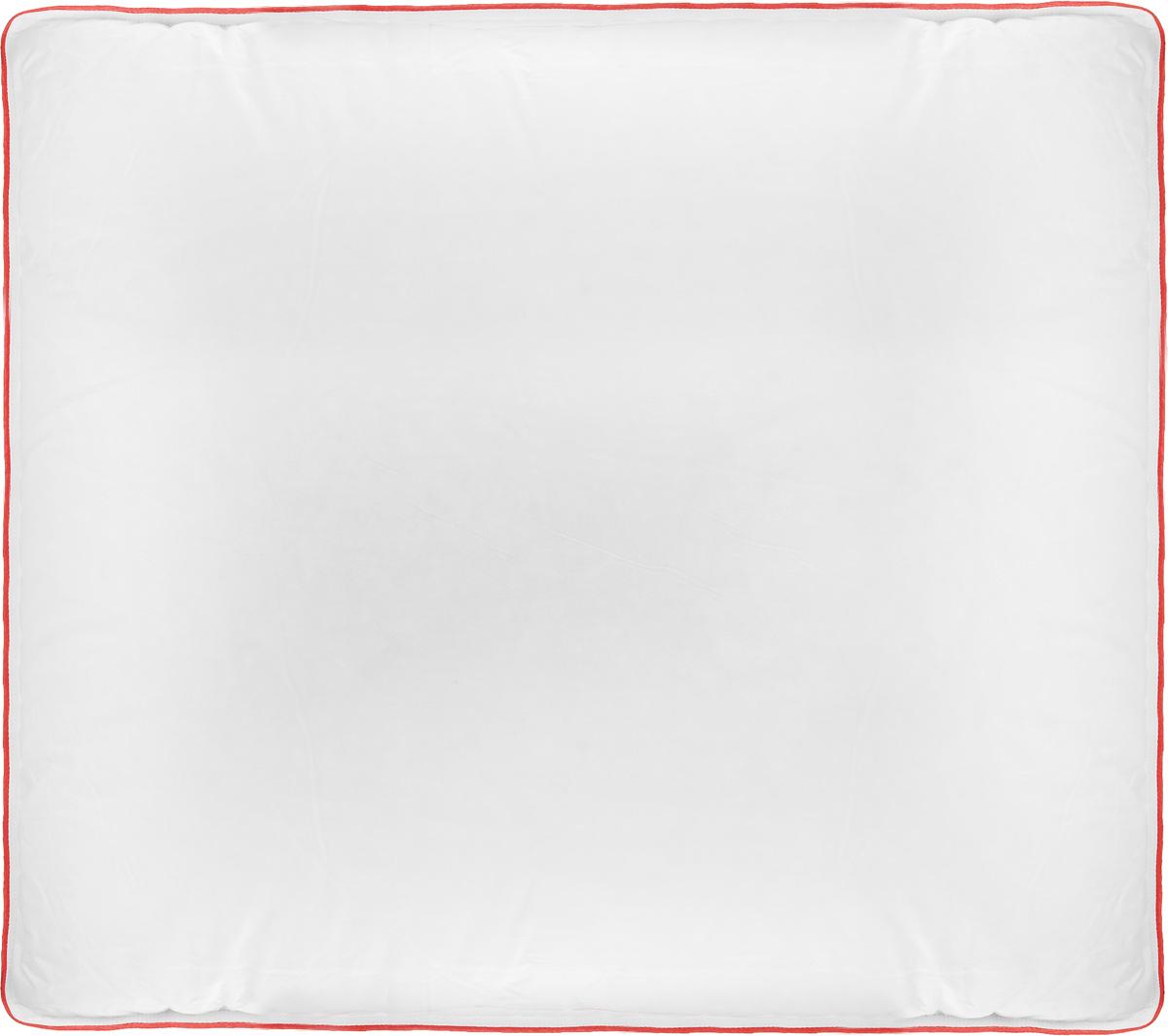 Подушка Легкие сны Desire, наполнитель: гусиный пух категории Экстра, 68 х 68 смWUB 5647 weisПодушка в традиционном исполнении Легкие сны Desire поможет расслабиться, снимет усталость и подарит вам спокойный и здоровый сон. Изделие обеспечит комфортную поддержку головы и шеи во время сна.Подушка наполнена серым пухом сибирского гуся категории Экстра. Облегченное исполнение гарантирует воздушность и терморегуляцию. Наполнитель не нужно взбивать, он превосходно сохраняет свою упругость, не сминается, быстро возвращается в исходный объем. Чехол подушки выполнен из батиста (100% хлопка). По краю подушки выполнена отделка кантом.Рекомендации по уходу:Деликатная стирка при температуре воды до 30°С.Отбеливание, барабанная сушка и глажка запрещены.Разрешается обычная химчистка.Степень поддержки: средняя.
