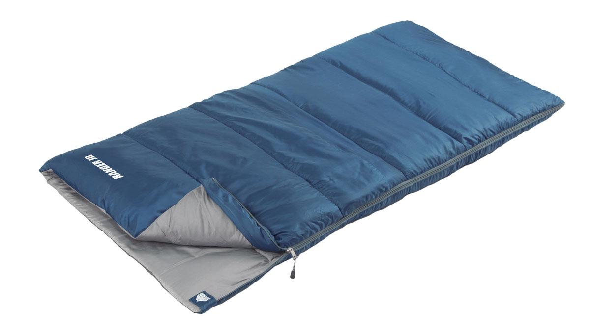 Спальный мешок TREK PLANET Ranger Jr, цвет: синий, левосторонняя молния70313-LКомфортный, легкий и очень удобный в использовании, спальный мешок для детей и подростков Trek Planet Ranger Jr предназначен для походов преимущественно в летний период. Этот спальник пригодится вам так же во время поездки на пикник, на дачу, или во время туристического похода.ОСОБЕННОСТИ СПАЛЬНИКА:- Молния имеет два замка с обеих сторон- Термоклапан вдоль молнии,- Молния с левой стороны,- Внутренний карман,- Небольшой вес,- К спальнику прилагается чехол для удобного хранения и переноски. ХАРАКТЕРИСТИКИ:Цвет: синийt° комфорт: 14°Ct° лимит комфорт: 9°Ct° экстрим: 0°C.Внешний материал: 100% полиэстер Внутренний материал: 100% полиэстерУтеплитель: Hollow Fiber 1x200 г/м2.Размер: 160 см х 70 см.Размер в чехле: 16 см х 16 см х 32 см.Вес: 0,7 кг.Производитель: Китай.