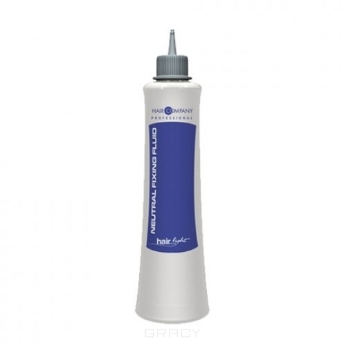 Hair Company Фиксатор-нейтрализатор-жидкость для химической завивки волос Hair Light Neutral Fixing Fluid 500 мл6405Фиксатор-нейтрализатор-жидкость для химической завивки волос Hair Company Hair Light Neutral Fixing Fluid предназначен для завершения процедуры химической завивки после применения лосьона для химической завивки защищающего Hair Light Permanente Protettiva обеспечивает равномерную нейтрализацию. Стабилизирует кератиновую структуру волос, делая локоны эластичными и стойкими. специальная формула активизирует вещества, содержащиеся в препарате для завивки, которые позволяют волосам интегрировать увлажняющие и питательные вещества, утерянные во время химической обработки. Кроме того, препарат обогащен новым цистеиновым комплексом на основе силикона, который гарантирует оптимальную реконструкцию поврежденных серных соединений.
