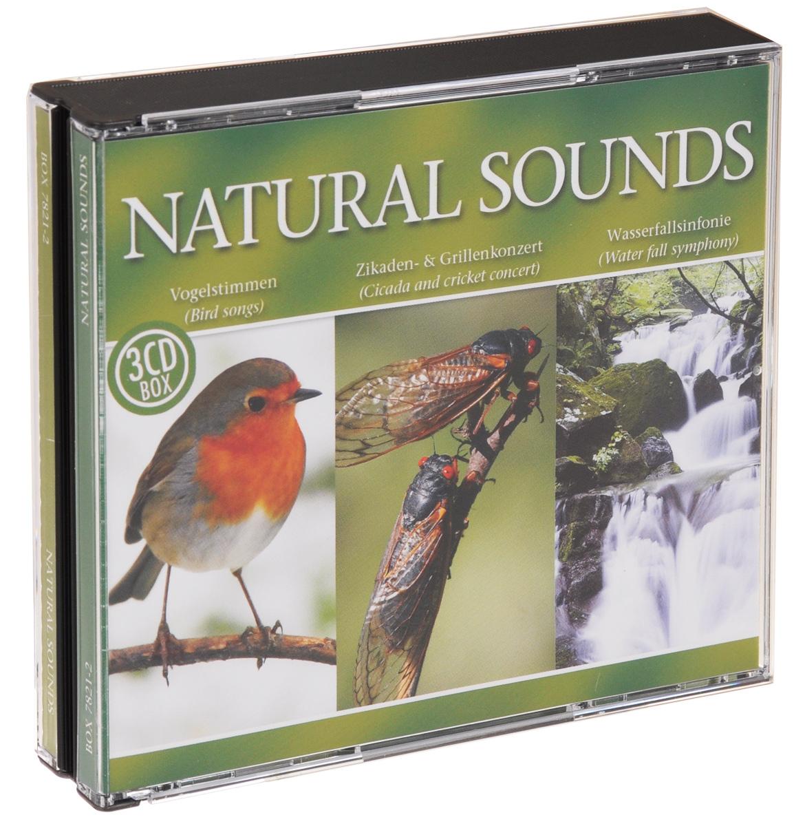 Natural Sounds (3 CD)