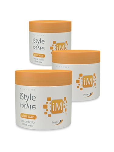 Periche Воск-блеск для укладки волос iMedium Gloss Wax 100 млSatin Hair 7 BR730MNБлестящий воск позволяет текстурировать стрижку, придавая прическе сиющий вид. Идеален для выделения отдельных прядей. С солнцезащитным фильтром
