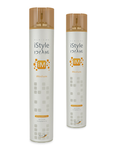 Periche Лак для волос сильной фиксации iMedium Strong Definition 500 млMP59.4DЛак для волос сильной фиксации прекрасно закрепляет прическу на весь день. Содержит солнцезащитный фильтр. Не пересушивает и не утяжеляет волосы