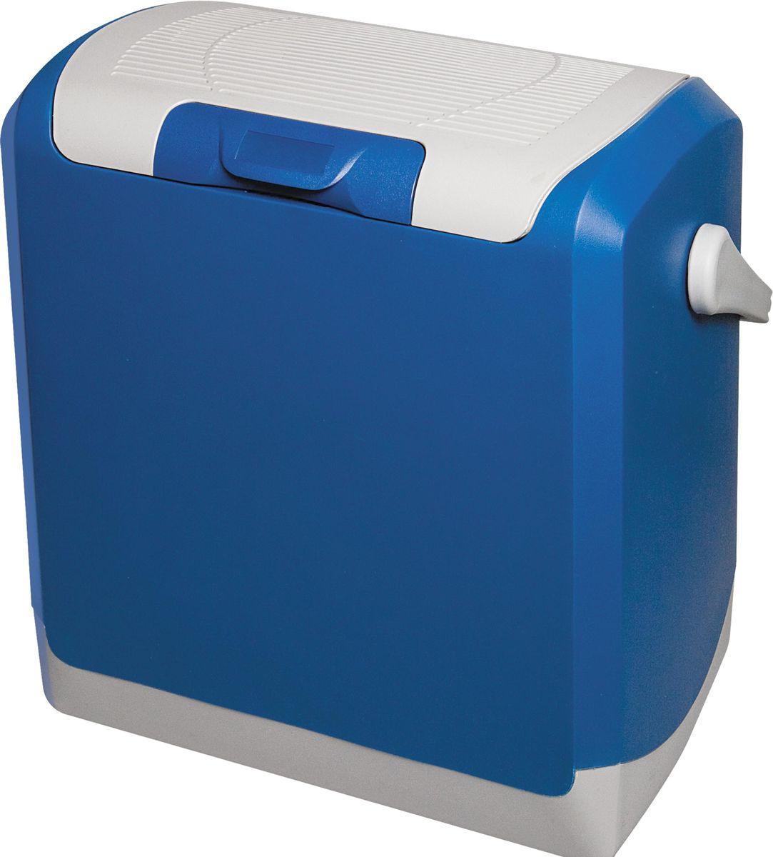Холодильник-подогреватель термоэлектрический Zipower, 14л, 12В, 40Вт. PM 5047S28 DCСумка-холодильник предназначена для сохранения продуктов и напитков прохладными в жаркую погоду. Максимальное охлаждение: 18–25 °C ниже температуры окружающей среды.Работа от бортовой сети автомобиля 12 вольт.Модель оснащена интеллектуальной системой энергосбережения. Система управления питанием выберет нужный режим охлаждения и переведет автохолодильник в режим пониженного энергопотребления. Внутренняя камера изготовлена из экологически чистого пластика, допускается к контакту с пищевыми продуктами и соответствует экологическим стандартам и нормативам. Конструкция крышки и форм-фактор внутренней части корпуса позволяют разместить в вертикальном положении внутри камеры бутылки объемом до 2 литров.Напряжение: 12 ВМаксимальный нагрев: до 65 °CМощность охлаждения/нагрева: 40 ВтОбъем: 14 лРазмеры: 383 х 254 х 425 ммВес: 3,5 кгВерхнее расположение вентилятораПодключается к бытовой сети через адаптер РМ0515 (поставляетсяотдельно)