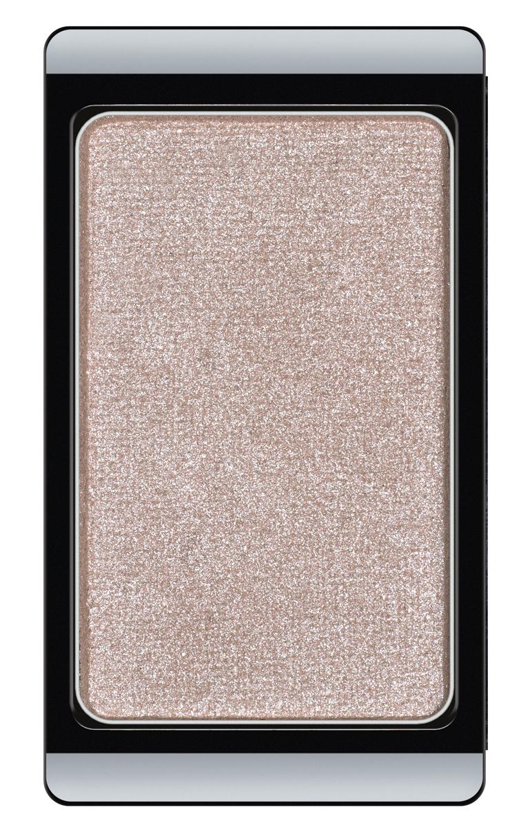 Artdeco Тени для век перламутровые Eye Shadow 215 0,8 г.3.215Тени с перламутровой текстурой и нежным сиянием для изысканного дневного и загадочного вечернего макияжа.