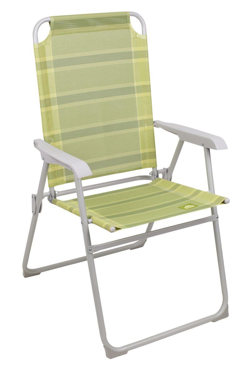 Кресло складное TREK PLANET Weekend, 48 х 43 х 48/108 см70603Складное кресло TREK PLANET WEEKEND достаточно большого размера, с отличной поддержкой спины за счет высокой спинки.Прочный сетчатый материал сиденья TEXTILENE стойкий к ультрафиолетовому излучению и образованию плесени, быстро сохнет, не впитывает влагу и имеет хорошую пространственную стабилизацию. Кресло можно хранить на открытом воздухе весь сезон.Сиденье не имеет поперечной рамы в области ног, что обеспечивает больший комфорт.Специальная конструкция ножек препятствует проваливанию кресла в землю или песок.Кресло плоско складывается и не занимает много места.Особенности: - Специальная конструкция ножек препятствует проваливанию кресла в землю или песок.- Сиденье не имеет поперечной рамы в области ног, что обеспечивает больший комфорт.- Плоско складывается.- Очень легкое.- Прочный материал.- Защита от УФО. Материал: прочный сетчатый материал стойкий к ультрафиолетовому излучению.Рама: 22 мм/19 сталь с покрытием от царапин и коррозии.Подлокотники: пластик.Размер в разложенном виде: 48 х 43 х 48/108 см.Размер в сложенном виде: 60 х 5.5 х 98 см.Вес: 4,3 кг.Нагрузка: 120 кг.Цвет: зеленый.Производство: Китай.Артикул: 70603.