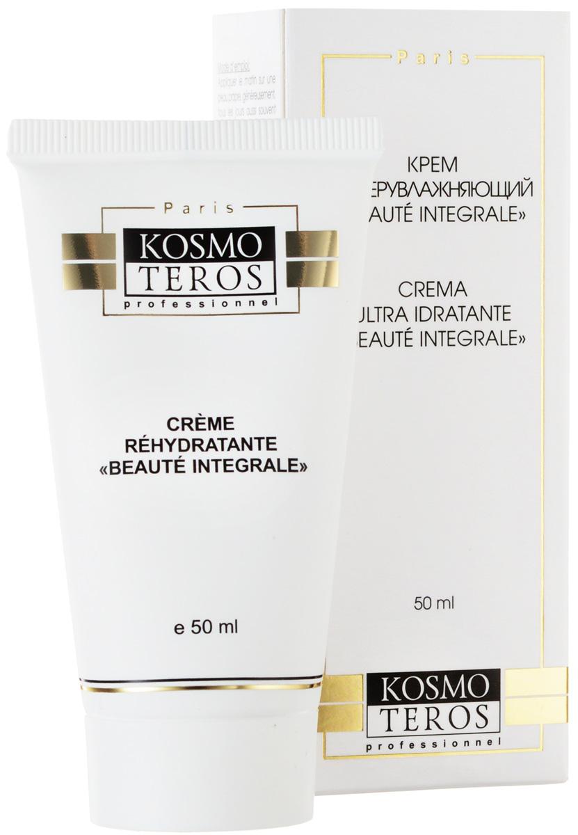 Kosmoteros Крем суперувлажняющий Creme Super-Hydratante Beaute Globale - 50 мл65100707Высокоэффективный крем, легко и быстро преодолевающий эпидермальный барьер, обеспечивает необходимый уровень увлажнения кожи, значительно увеличивая ее эластичность, восстанавливая гидратациию дермы и препятствуя трансэпидермальным потерям воды, образует воздухопроницаемую влагоудерживающую коллагеновую биоматрицу, обладающую пластифицирующими (разглаживающими) свойствами, выполняет защитные антиоксидантные функции. Основные активные компоненты: Hyasealon 1, 2%, Proteasyl 4%, гель алоэ-вера, масло ши, пантенол. Показания к применению: для любого типа кожи любого возраста, даже для самой юной.