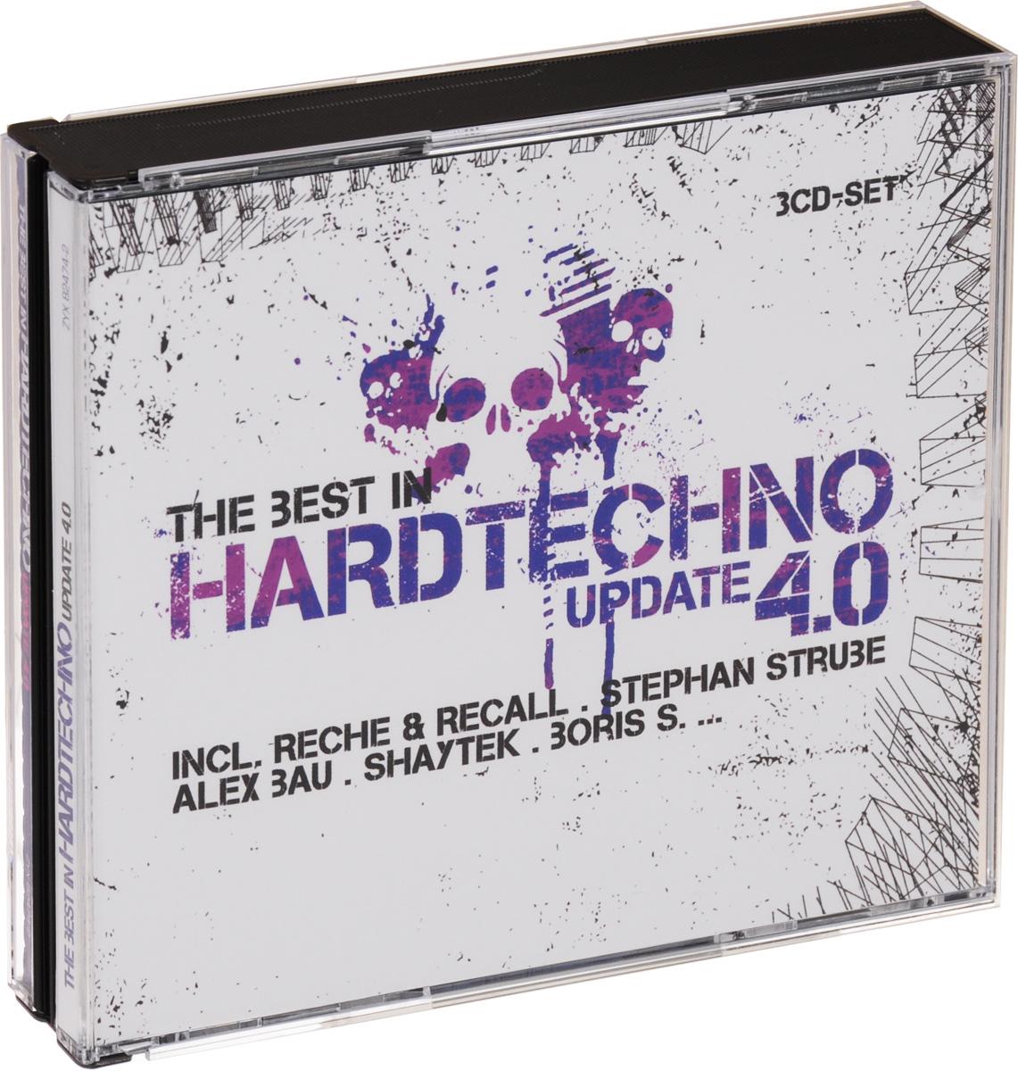 The Best In Hardtechno. Update 4.0 (3 CD)