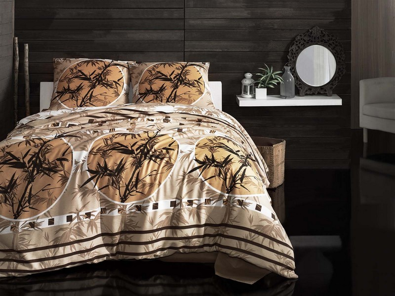 Комплект белья Arya Zen, 1,5-спальный, наволочки 70x70, цвет: бежевый93287516Роскошный комплект постельного белья линии Otel состоит из пододеяльника, простыни и двух наволочек,изготовлен из хлопкового ранфорса белоснежного цвета.Ранфорс – это ткань самого простого полотняного плетения из очень тонких хлопковых нитей. Благодаря этому он может впитывать влагу до 20% от своего веса, оставаясь сухим на ощупь. Окрашенные по самой современной технологии простыни из ранфорса не теряют свой цвет даже после множества стирок. Постельное белье из этого материала лучше бязи, но по плотности и износостойкости уступает сатину. Подкупает в нем простота в уходе и удивительная способность впитывать влагу.