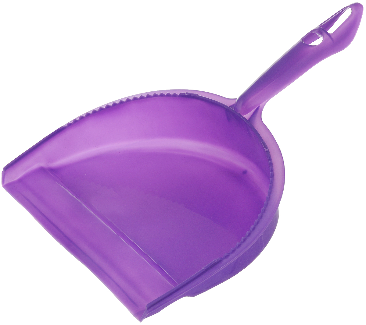 Совок для мусора Фэйт Джокер, цвет: фиолетовый13014Совок Фэйт Джокер предназначен для сбора мусора и пыли при уборке помещений. Он выполнен из прочного пластика и имеет удобную эргономическую ручку.Длина совка: 28,5 см.Ширина совка: 21 см.