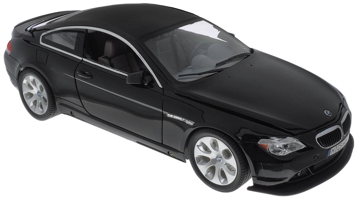 Все дети хотят иметь в наборе своих игрушек ослепительные, невероятные и крутые автомобили на радиоуправлении. Тем более если это автомобиль известной марки с проработкой всех деталей, удивляющий приятным качеством и видом. Одной из таких моделей является автомобиль на радиоуправлении BMW 645Ci. Это точная копия настоящего авто в масштабе 1:10. Авто обладает неповторимым провокационным стилем и спортивным характером. А серьезные габариты придают реалистичность в управлении. Автомобиль отличается потрясающей маневренностью, динамикой и покладистостью.
