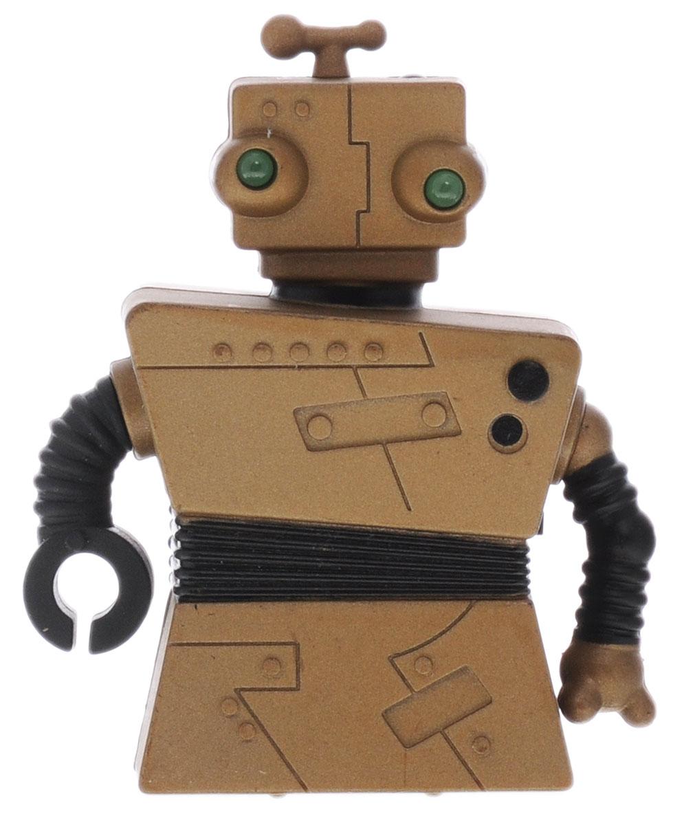 """Скрапс - маленький, но грозный робот с большими амбициями. Несмотря на свои размеры, Скрапс чрезвычайно силен. Он талантливый механик и может выполнить любую работу. Мини-робот Zibits """"Скрапс"""" отличается оригинальным дизайном, а его некоторые детали светятся в темноте. Он двигается вперед и назад, разворачивается на 360 градусов, а также издает забавные звуки. Управление роботом происходит от пульта. Мини-робот работает от 3 батареек типа LR44 (входят в комплект). Пульт управления работает от 2 батареек типа ААА (не входят в комплект)."""
