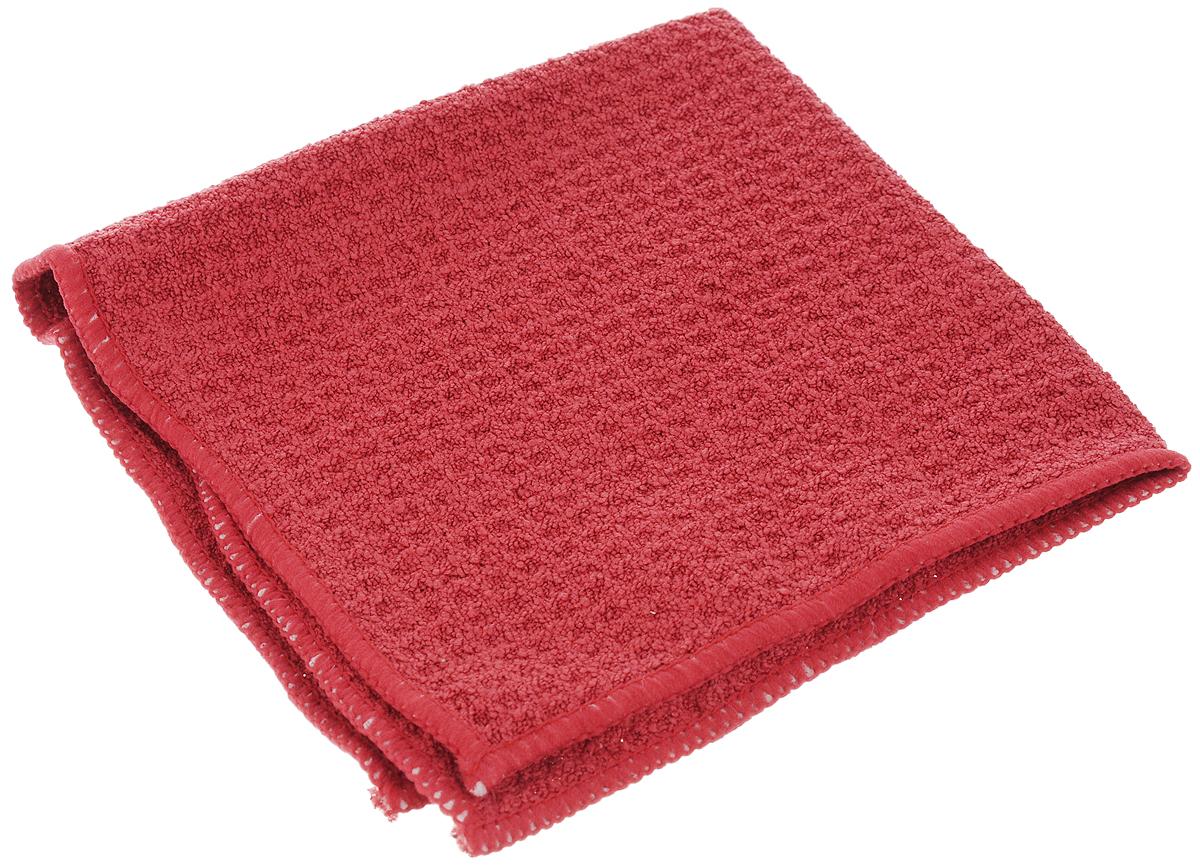 Салфетка универсальная Фэйт Платина 11, из микрофибры, 30 х 30 см531-105Салфетка Фэйт Платина 11, изготовленная из 100% микрофибры, предназначена для сухой и влажной уборки. Подходит для ухода за любыми поверхностями. Благодаря специальной структуре волокон справляется с загрязнениями без использования моющих средств. Не оставляет разводов и ворсинок. Обладает отличными впитывающими свойствами.При стирке с стиральной машине используйте pH-нейтральные средства.Запрещается добавлять ополаскиватель, отбеливатель, подвергать машинной сушке и глажке.Размер салфетки: 30 х 30 см.