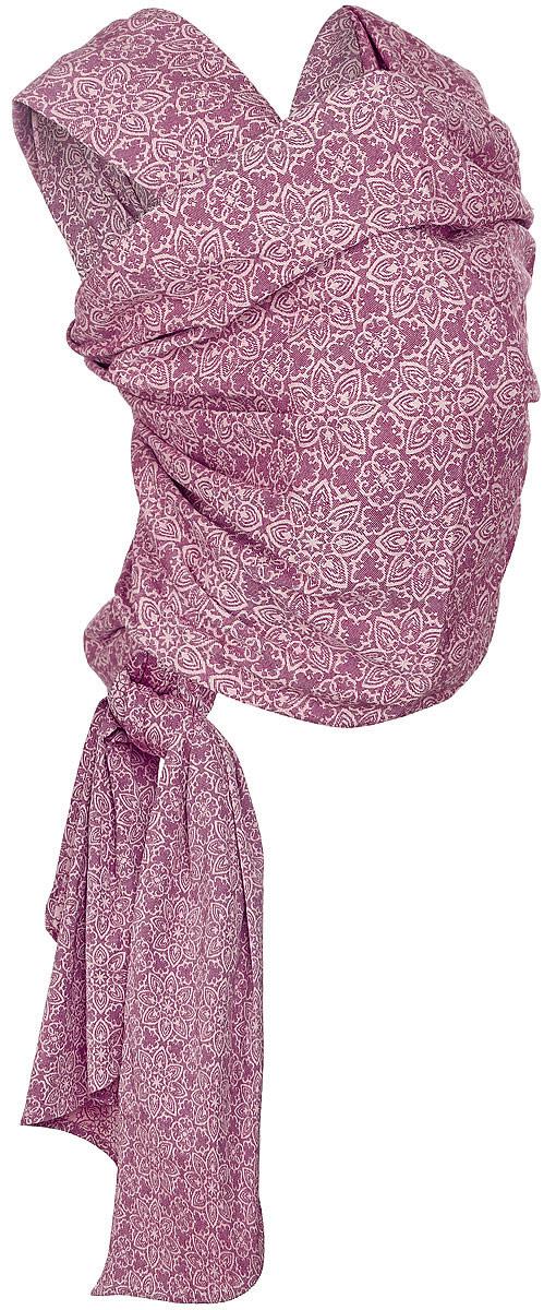 Mum's Era Слинг-шарф Блум цвет красно-лиловый -  Рюкзаки, слинги, кенгуру