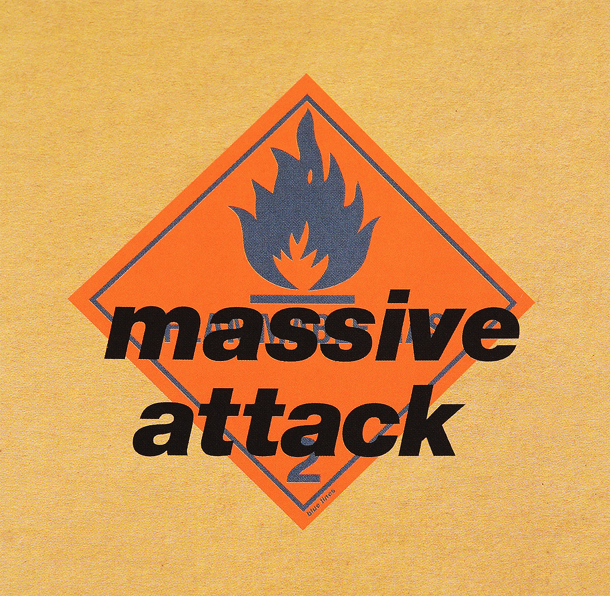 Massive Attack Massive Attack. Blue Lines hook ups counter attack