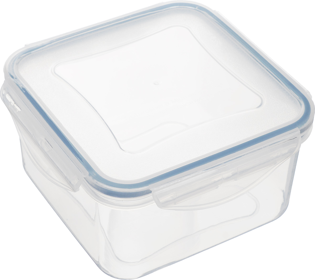 Контейнер Tescoma Freshbox, 700 млVT-1520(SR)Контейнер Tescoma Freshbox, изготовленный из прочного пластика, отлично подходит для хранения и разогрева блюд. Герметичная крышка имеет силиконовый уплотнитель, пища остается свежей дольше и не протекает при перевозке. Подходит для холодильника, морозильных камер, микроволновой печи и посудомоечной машины.