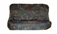 Чехол грязезащитный универсальный на заднее сиденье Tplus, цельный, с мешком для хранения, цвет: нато кеды calipso calipso ca549amqfd67