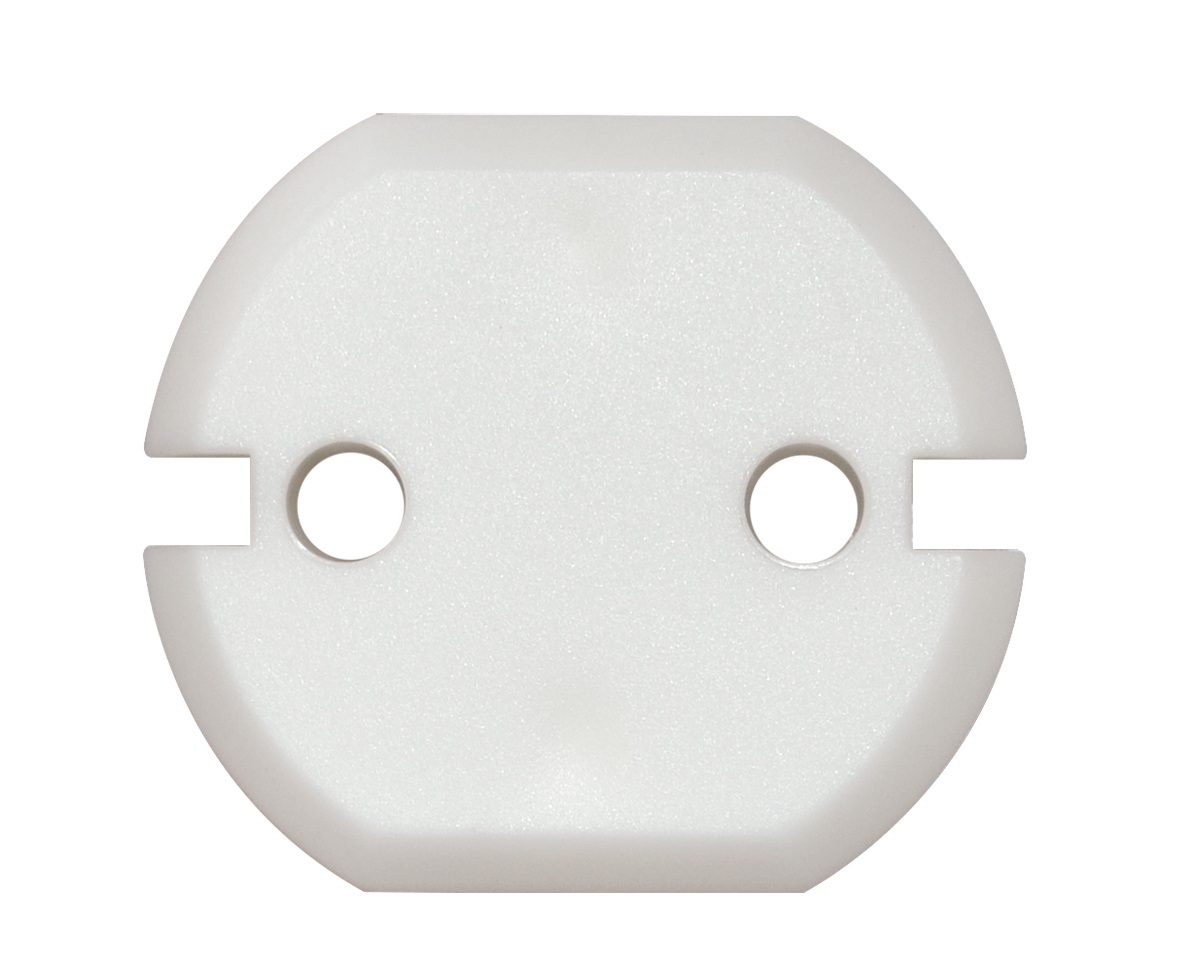 Lubby Крышка для розеток с ключом 6 шт 13582