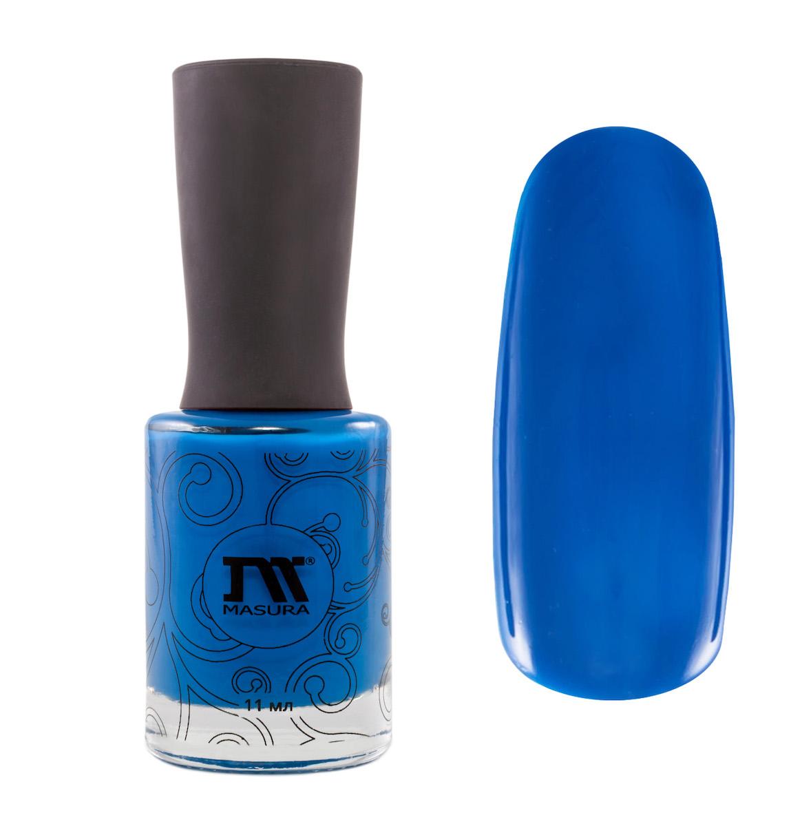Masura Лак для ногтей В Активном Поиске, 11 мл295-06Мсиний джинсовый, эмалевый