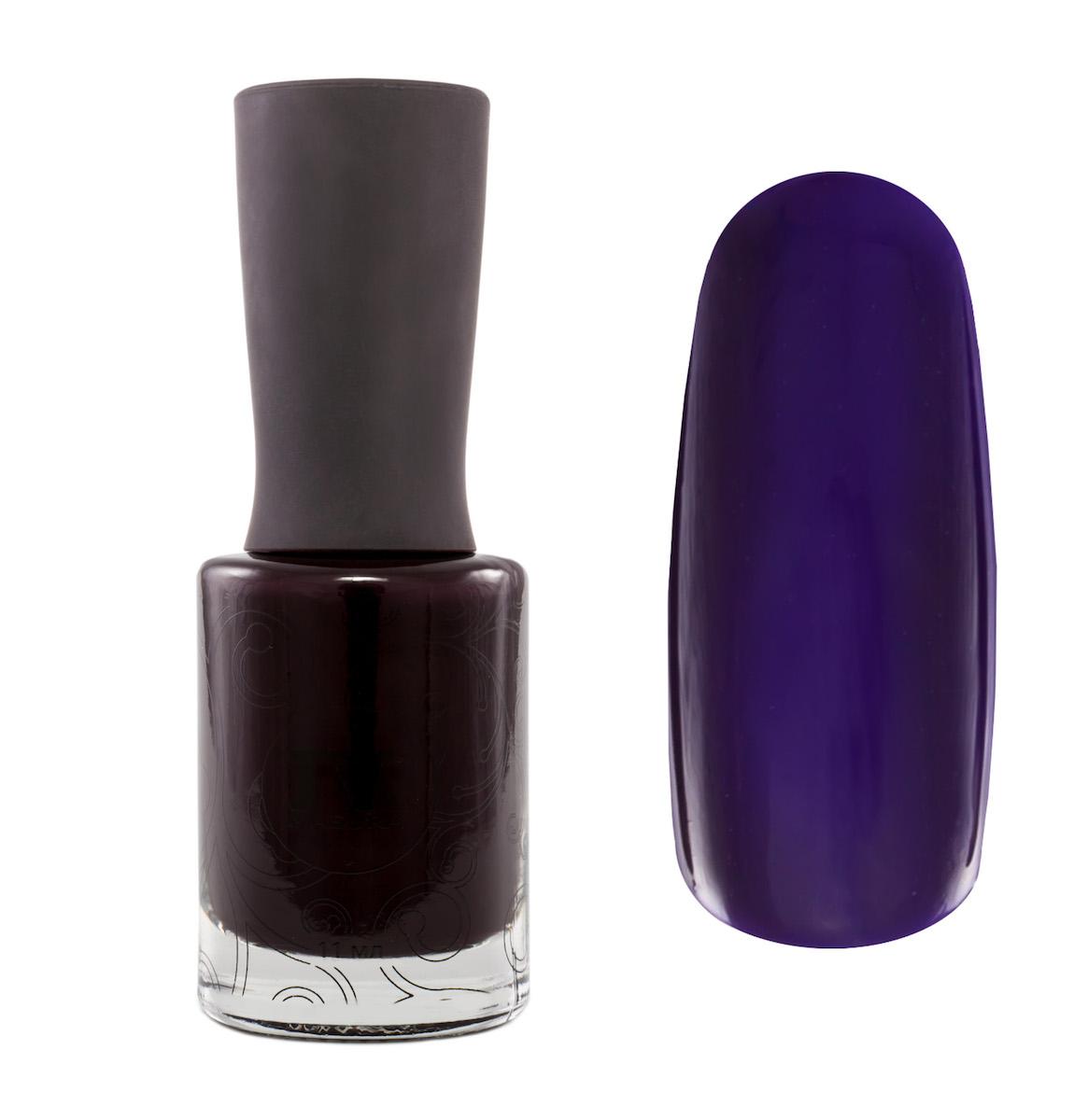 Masura Лак для ногтей Для Него, 11 мл5010777139655чернильный желейный с фиолетовый подтоном, лаковая версия гель-лака MASURA MASCULINE Для Него